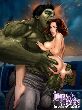 Порно арт халк 56510 фотография