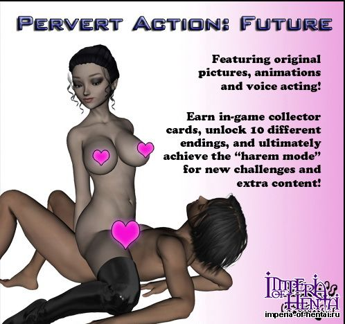 [Sex Game] Pervert Action: Future