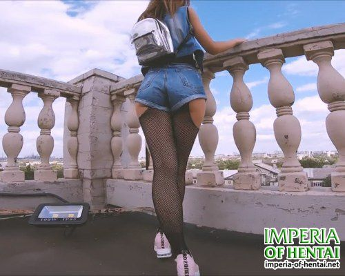 Natalie fucked in a sightseeing spot