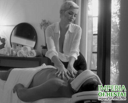 Intimate massage from Eva